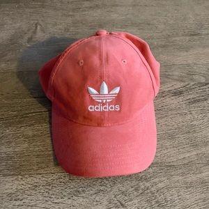 Adidas velour baseball cap